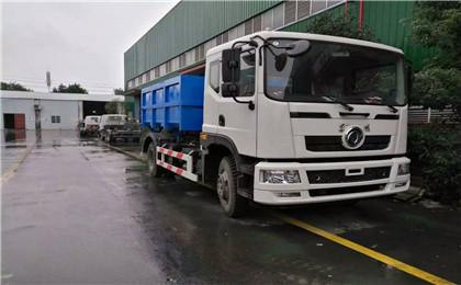 12吨145拉臂式垃圾车