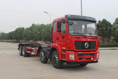 东风商用车30吨勾臂式垃圾车