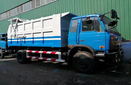 153对接式垃圾车15-18吨