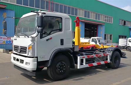东风8吨10吨12吨勾臂垃圾车