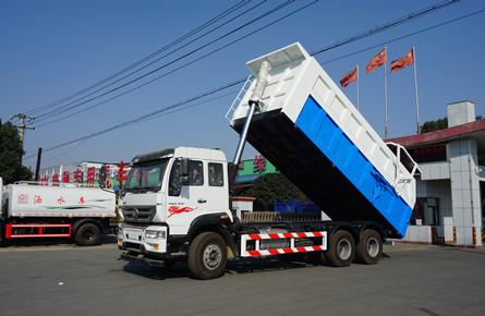 重汽污泥运输车