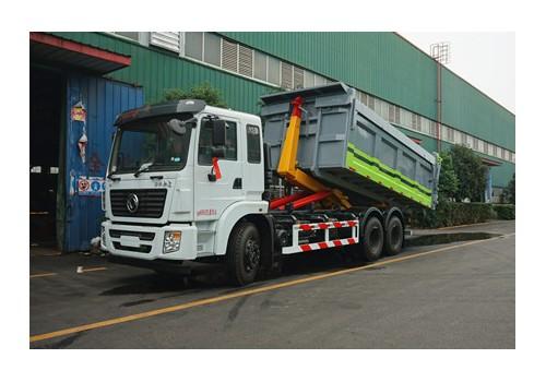 25吨东风国六勾臂车