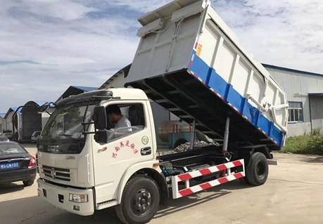 东风垃圾车8-13方