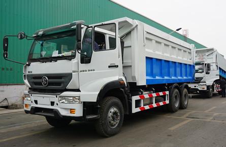 重汽对接式垃圾车20-28吨