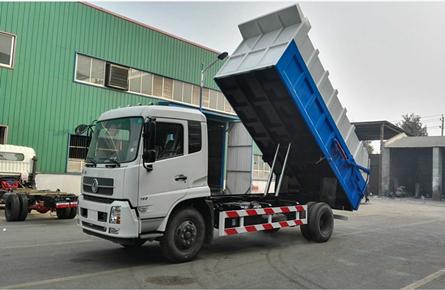 天锦对接式垃圾车16吨-18吨